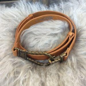 Light Brown Chico's Belt